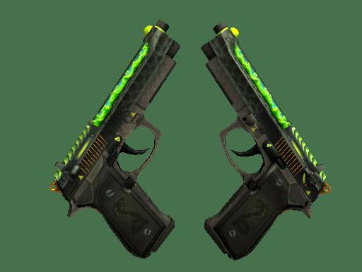Dual Berettas кс го 2