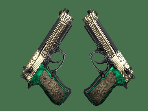 Dual Berettas кс го 3