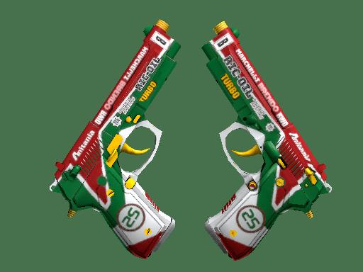 Dual Berettas кс го