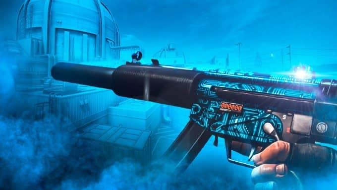 MP5 SD кс го 4