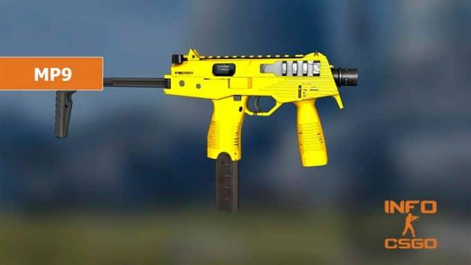 MP9 кс го