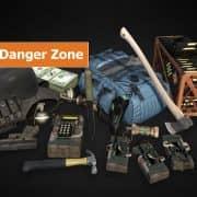 Предметы Danger Zone