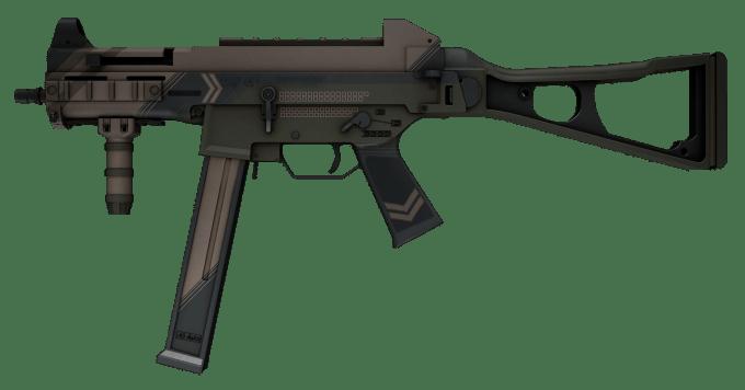 UMP-45 кс го 2