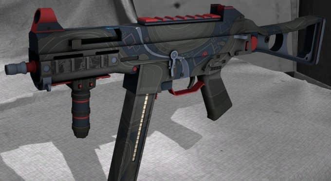 UMP-45 кс го 5