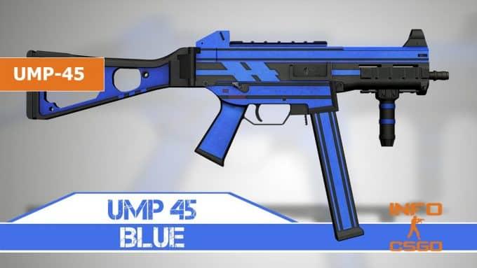 UMP-45 кс го