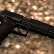 H&K P30L модель оружия CS:S