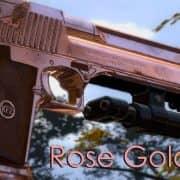 Gangsta Eagle - Rose Gold+Chrome модель оружия CS:S
