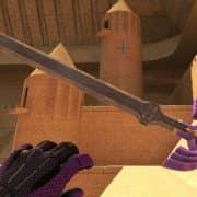 Master Sword модель оружия CS:GO