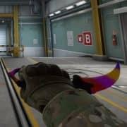 Karambit - Lack модель оружия CS:GO