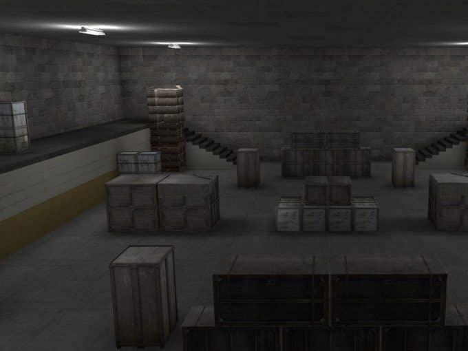 am_cerf-20 arenas карта CS:GO