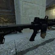 M4A1 - Tigg & Lynx's Mk. 18 модель оружия CS:S