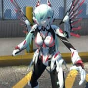Cybernetic [From Closer Online] скин игроков CS:GO