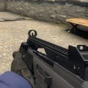 HK g36c модель оружия CS:GO