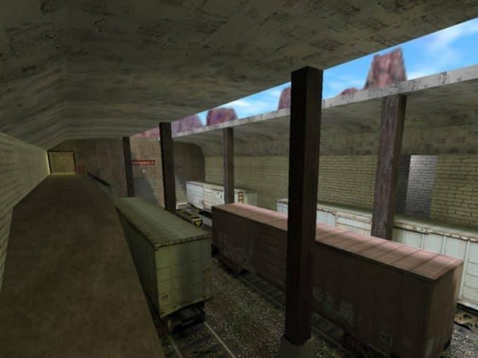 3d_aim_train карта CS:1.6
