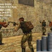 Server 6153_v2 - Army Ranks сервер CS 1.6