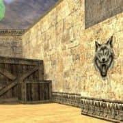 Спрей Волк для CS:1.6