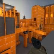 aim_ag_texture_city_advanced карта CS:GO