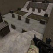 aim_glockon карта CS:GO
