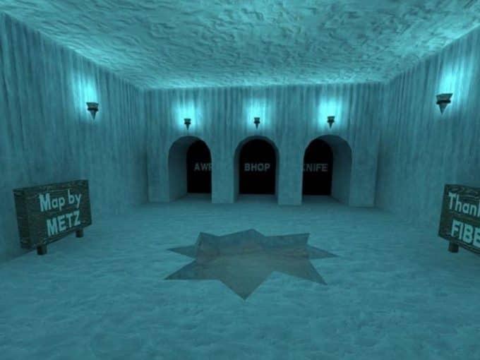 Deathrun Iceworld V2fix карта Css