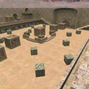 fy_dustland карта CS:1.6