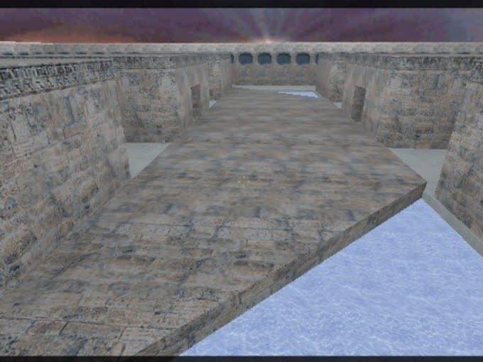 Fy Iceworld Akcolt карта Cs1.6
