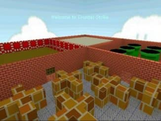 Gg Mario Fun Rooms карта Cs1.6