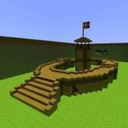Карта awp_minecraft_duplex Для Cs:S
