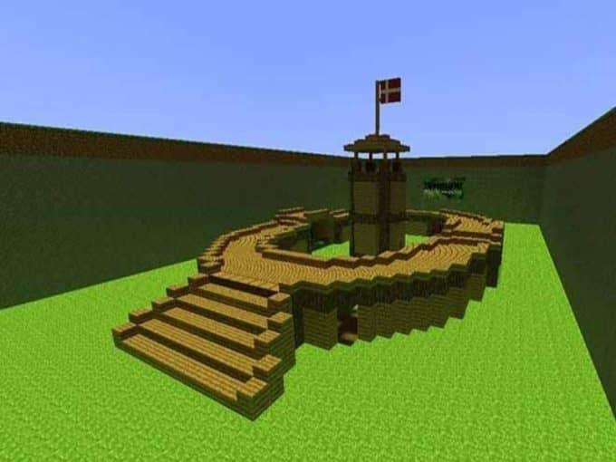Карта Awp Minecraft Duplex Для Css