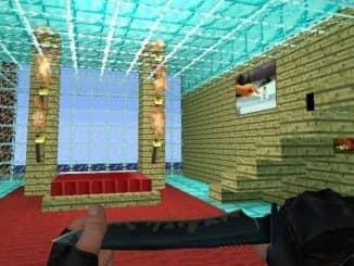 Zm Minecraft V1c D карта Css