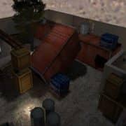 aim_fightbox карта CS:1.6