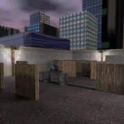 aim_night_shooters карта CS:1.6