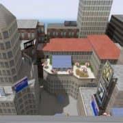 awp_rooftops карта CS:1.6