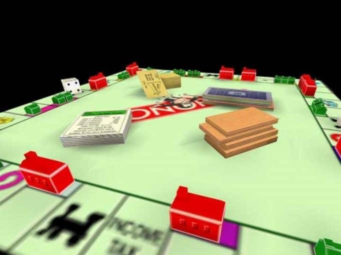 Cs Monopoly карта Cs1.6