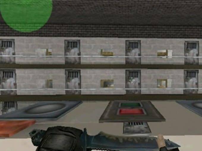 Jail Never V1 карта Cs1.6