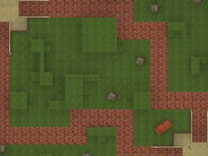 Shot Grassy карта Cs1.6