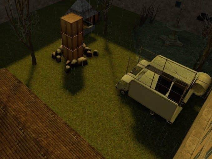 Zm Gameplace V2 карта Css