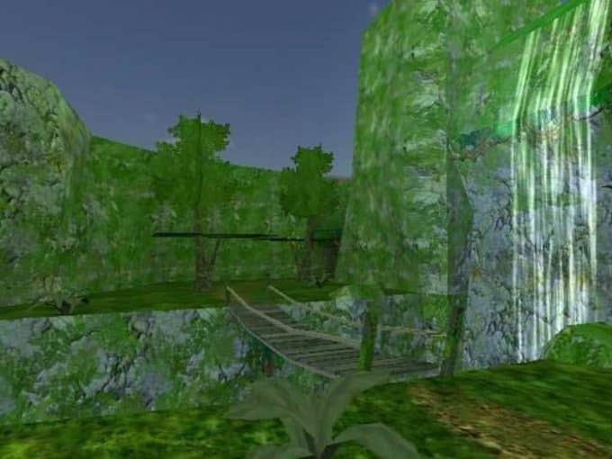 Cs Jungle карта Cs1.6