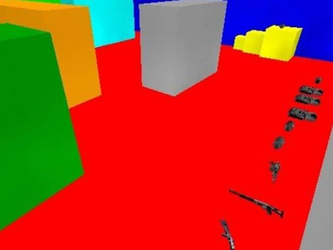 Fy Colors1 карта Cs1.6