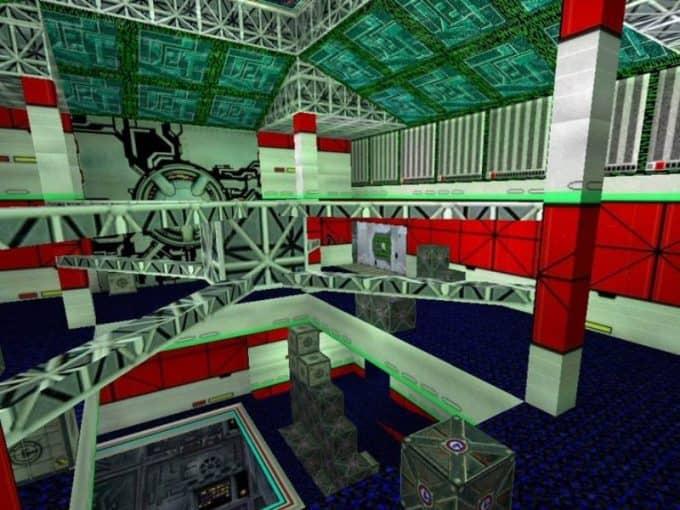 Sonicadventure2 Ark карта Cs1.6