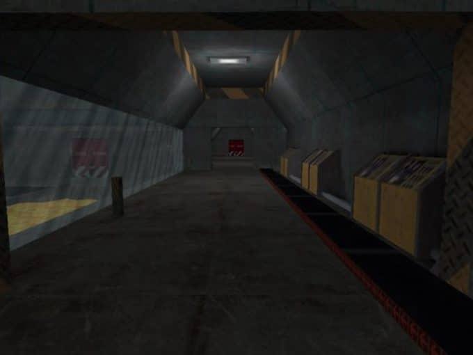 Deathrun Industria Click21 карта Cs1.6