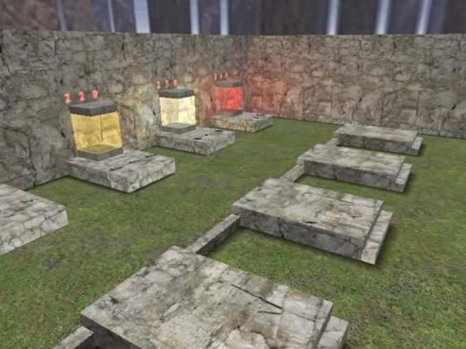 Deathrun Miforest2 карта Cs1.6