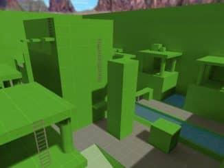 Hns Green Me карта Cs1.6