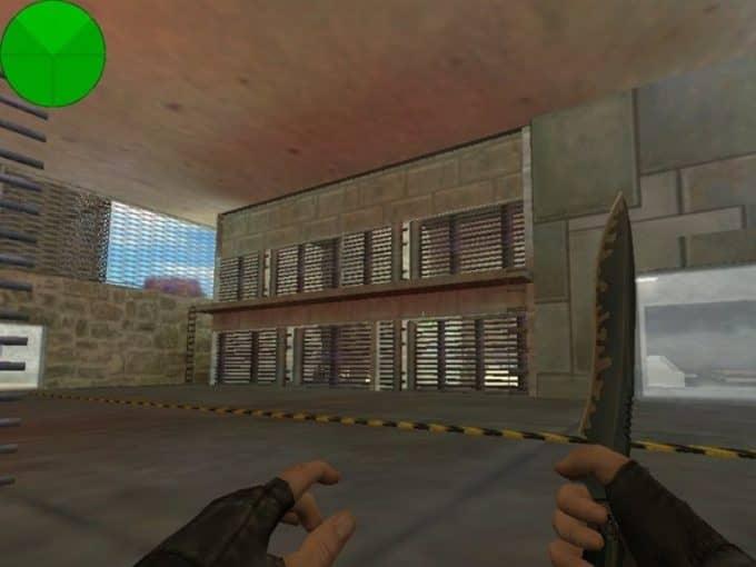 Jail Remix Fixed2 карта Cs1.6