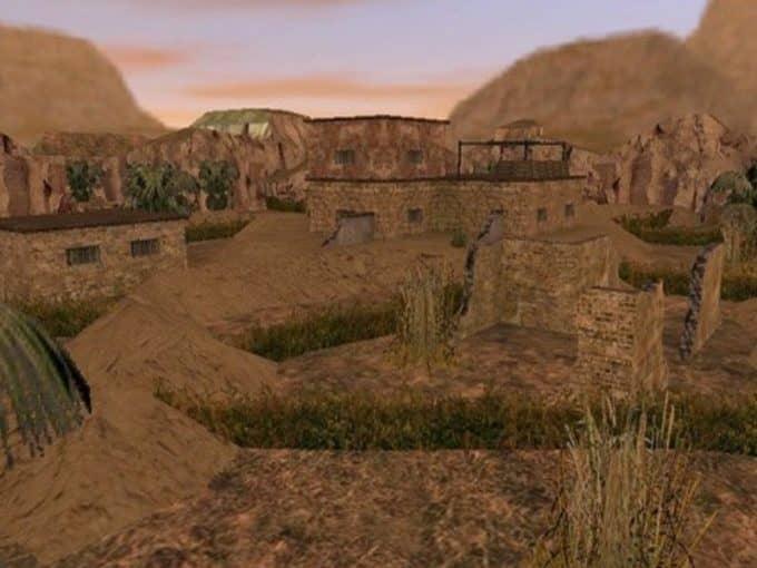 Na Outpost карта Cs1.6