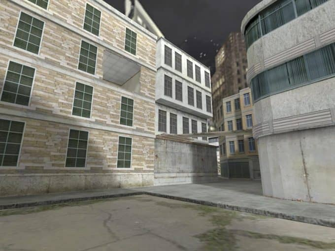 Zm Oldstreet3 Cso карта Cs1.6