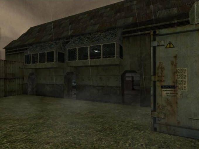 Zm Survival Fortress карта Cs1.6