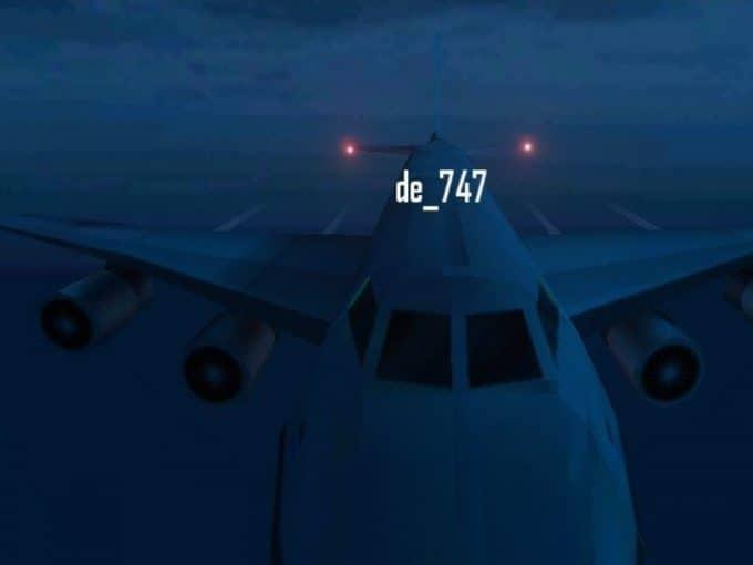 De 747 карта Cs1.6