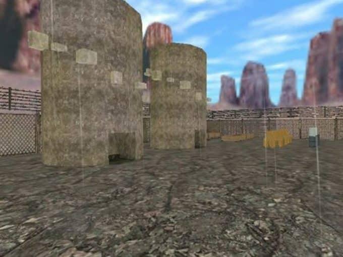 Jail Rainyday карта Cs1.6