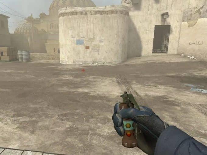 Какие бывают гранаты в кс го и как их использовать 2