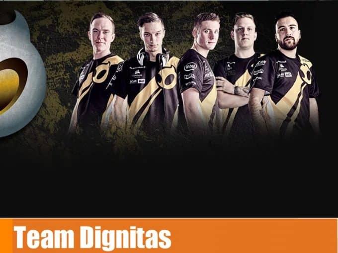 Команда Team Dignitas в кс го